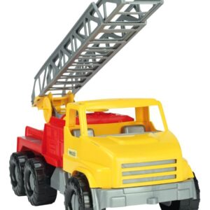 Детски пожарникарски камион за игра - Детски играчки - Детски камиончета и коли