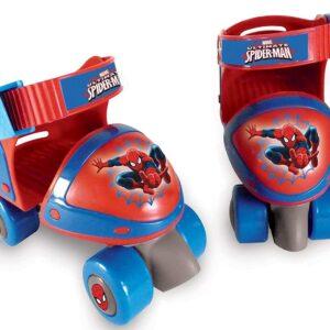 Детски регулируеми кънки, Спайдърмен - Играчки за навън - Ролери и ролкови кънки - Spider-Man