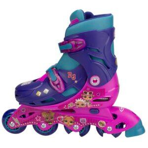 Детски ролери размер 34-37, LOL - Играчки за навън - Ролери и ролкови кънки