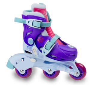 Детски ролкови кънки и ролери в едно 27-30 номер - Frozen - Играчки за навън - Ролери и ролкови кънки - Frozen