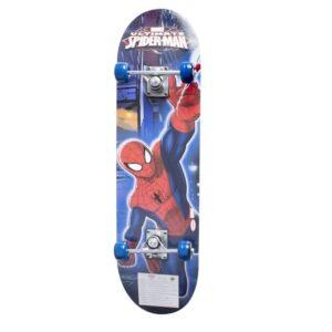 Детски скейтборд Спайдърмен за деца над 6 години - Играчки за навън - Скейтборд за деца - Spider-Man
