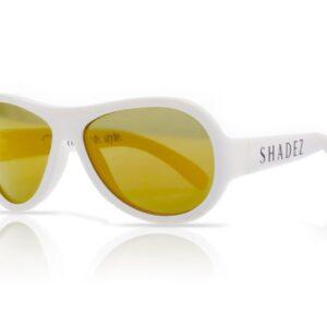 Детски слънчеви очила Shadez Classics от 0 - 3 години бели - Слънчеви очила