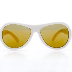 Детски слънчеви очила Shadez Classics за 7+ години бели - Слънчеви очила