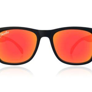 Детски слънчеви очила Shadez Poloraized VIP 7+ години червени - Слънчеви очила