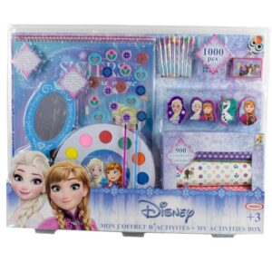 Детски творчески комплект 1000 части, FROZEN - Детски играчки - Frozen