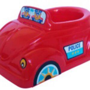 Детско гърне - Кола червено - За бебето - Детска и бебешка тоалетна - Гърнета