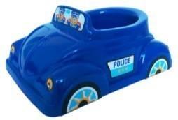 Детско гърне - Кола синьо - За бебето - Детска и бебешка тоалетна - Гърнета