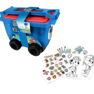 Детско камионче с пособия за рисуване Пес Патрул - Детски играчки - Образователни играчки - PAW Patrol