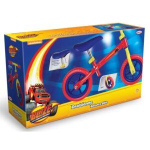 Детско колело за баланс - Пламъчко и машините - Играчки за навън - Балансиращи колела