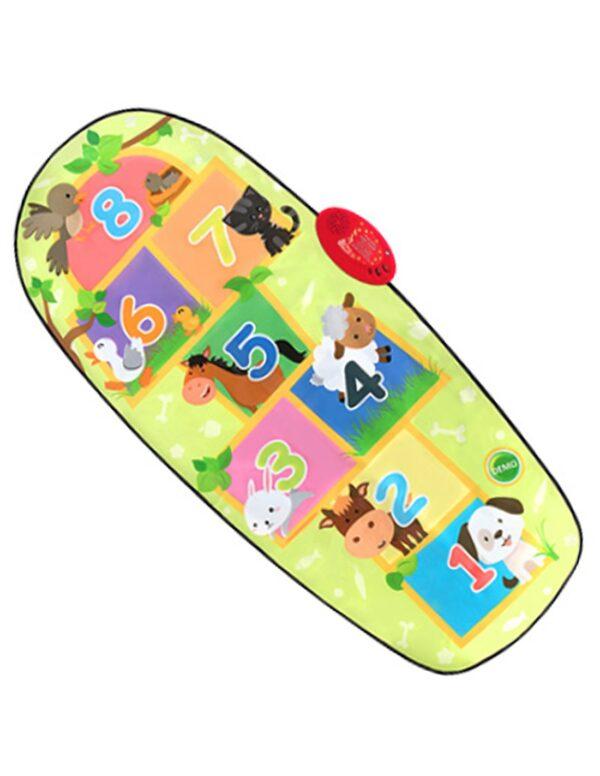 Детско музикално килимче - Детски играчки - Музикални инструменти