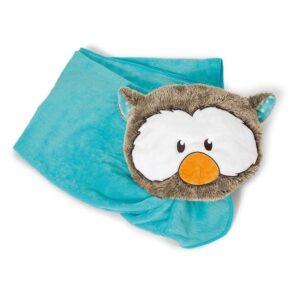 Детско плюшено одеяло - За детето - Аксесоари и текстил за детска стая