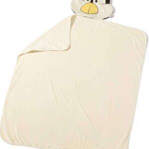 Детско плюшено одеяло - Пингвин - За бебето - Аксесоари за детска стая - Завивки / Одеяла