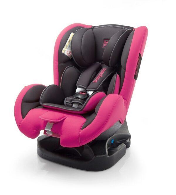Детско столче за кола Irbag Top - Розово - Детски и бебешки столчета за кола - Детски и бебешки столчета за кола - Възраст 0/1г. (0-18кг.)