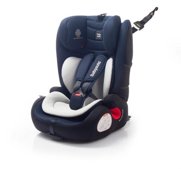 Детско столче за кола - Tori Fix, синьо - Детски и бебешки столчета за кола - Детски столчета за кола - Възраст 1/2/3г. (9-36 кг.)