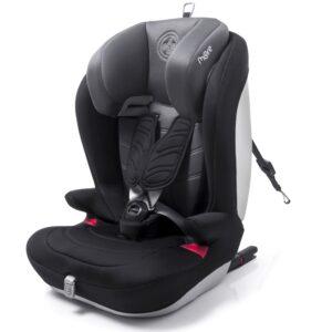 Детско столче за кола Ziklo - сиво, 9-36 кг. - Детски и бебешки столчета за кола - Детски столчета за кола - Възраст 1/2/3г. (9-36 кг.)