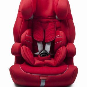 Детско столче за кола ZITI FIX Sport - Червено - Детски и бебешки столчета за кола - Детски столчета за кола - Възраст 1/2/3г. (9-36 кг.)