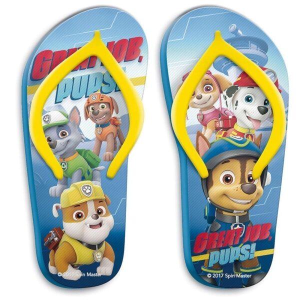Джапанки за деца - Paw Patrol - Детски дрехи и обувки - Детски чехли и джапанки за плаж - PAW Patrol