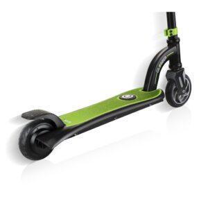 Електрическа тротинетка за деца - светло зелена - Тротинетки - Играчки за навън - Електрически тротинетки