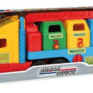 Голям Камион за смет - Детски играчки - Детски камиончета и коли