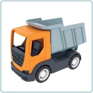 Голям самосвал играчка за деца над 1 година - Детски играчки - Детски камиончета и коли