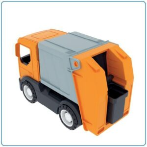 Играчка голям боклукчийски камион с кофа - Детски играчки - Детски камиончета и коли