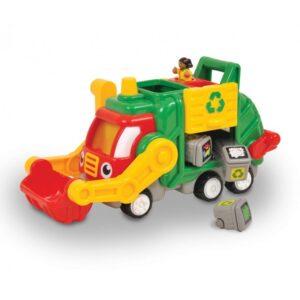 Играчка Камионче за боклук на Фред - Детски играчки - Детски камиончета и коли