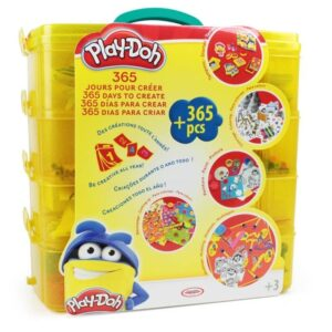 Играчка за деца - 365 дни креативност - Детски играчки - Образователни играчки