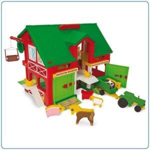 Играчка за деца - Ферма с животни - Детски играчки - Други занимателни и спортни играчки