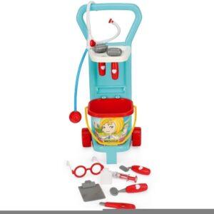 Играчка за деца - Комплект Малък лекар - Детски играчки - Други занимателни и спортни играчки
