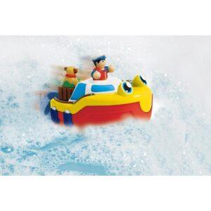 Играчка за къпане - Катера на Томи - Детски играчки - Бебешки играчки