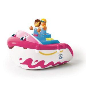 Играчка за къпане – Моторницата Сузи - Детски играчки - Бебешки играчки