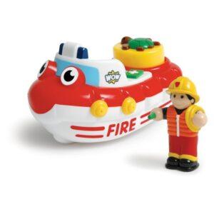 Играчка за къпане - Пожарен катер Феликс - Детски играчки - Други занимателни и спортни играчки