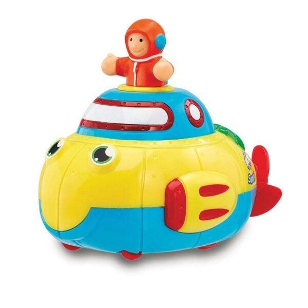 Играчка за къпане - Слънчевата подводница - Детски играчки - Други занимателни и спортни играчки