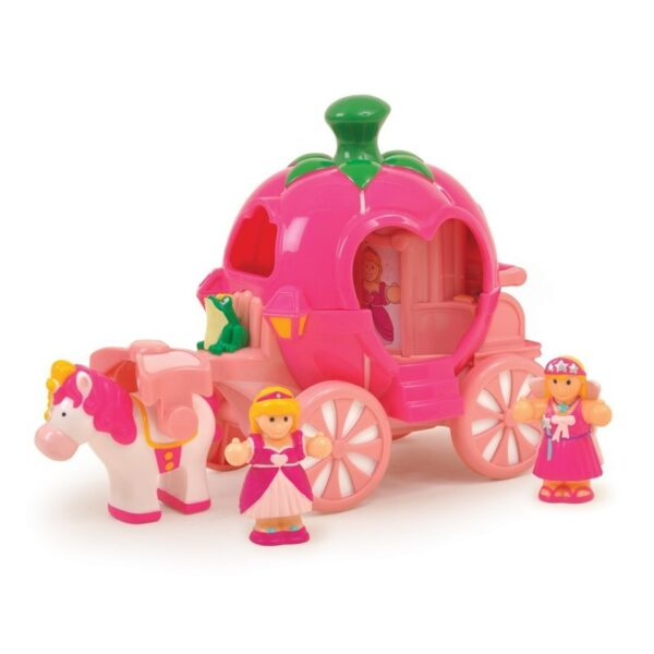 Играчка за къпане - Вълшебната карета на Пипа - Детски играчки - Други занимателни и спортни играчки