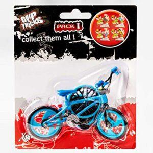 Играчка за пръсти Колело BMX, синьо - Детски играчки - Играчки за пръсти - Фингърбордове