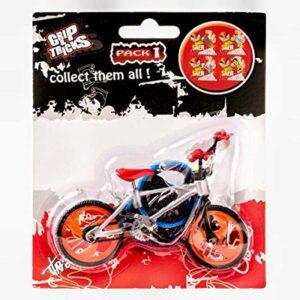 Играчка за пръсти Колело BMX, сиво - Детски играчки - Играчки за пръсти - Фингърбордове