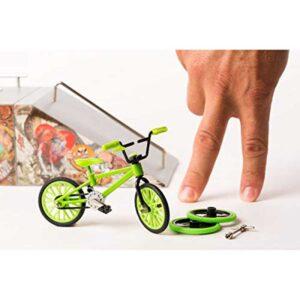 Играчка за пръсти Колело BMX, зелено - Детски играчки - Играчки за пръсти - Фингърбордове