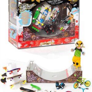 Играчка за пръсти МЕГА пакет Grip & Tricks - Детски играчки - Играчки за пръсти - Фингърбордове