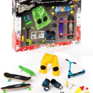 Играчка за пръсти Пълен пакет Grip & Tricks - Детски играчки - Играчки за пръсти - Фингърбордове