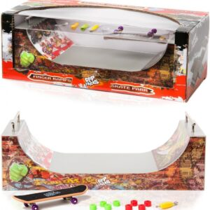 Играчка за пръсти Рампа, Grip & Tricks - Детски играчки - Играчки за пръсти - Фингърбордове