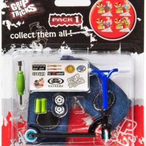 Играчка за пръсти Скутер, черен - Детски играчки - Играчки за пръсти - Фингърбордове