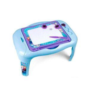 Интерактивна дъска с маса за рисуване 2 в 1 - Детски играчки - Образователни играчки - Frozen