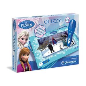 Интерактивна игра - Замръзналото кралство - Детски играчки - Образователни играчки - Frozen