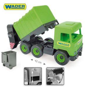 Камион за боклук - детска играчка - Детски играчки - Детски камиончета и коли