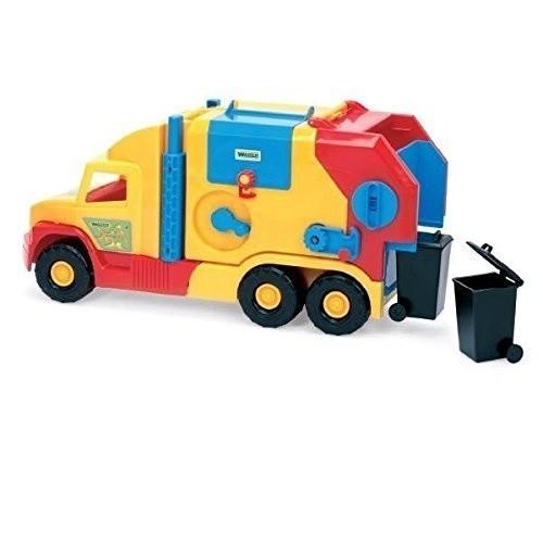 Камион за боклук с кош - Детски играчки - Детски камиончета и коли