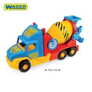 Камион за деца - бетоновоз - Детски играчки - Детски камиончета и коли