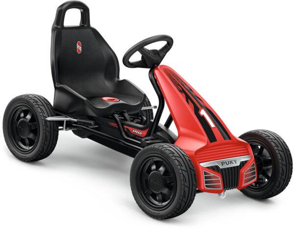 Картинг с педали PUKY F 550 - Играчки за навън - Детски триколки и четириколки
