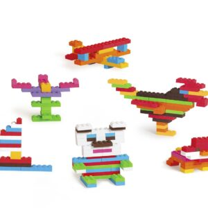 Класически детски конструктор - 210 части - Детски играчки - Конструктори