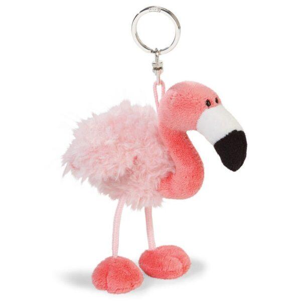 Ключодържател Фламинго - Детски играчки - Плюшени играчки - За детето - Детски аксесоари