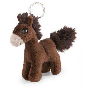 Ключодържател кафяво Конче - Детски играчки - Плюшени играчки - За детето - Детски аксесоари